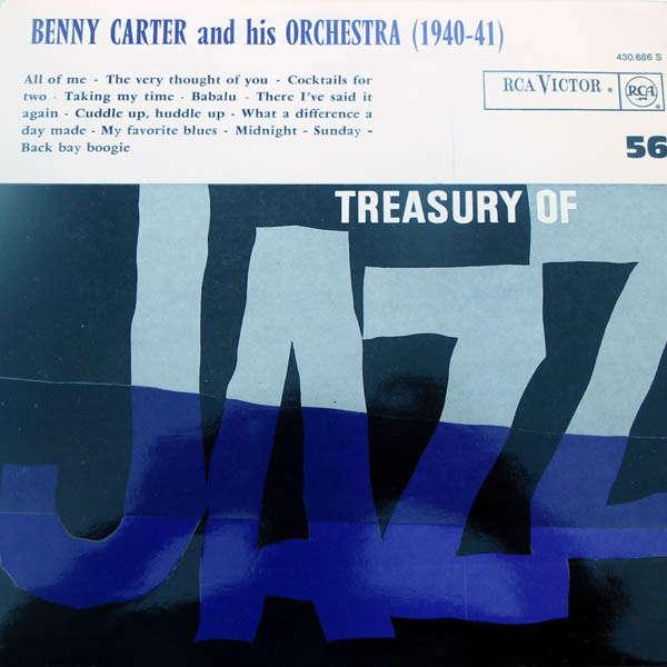 Benny Carter & his orchestra 1940-1941
