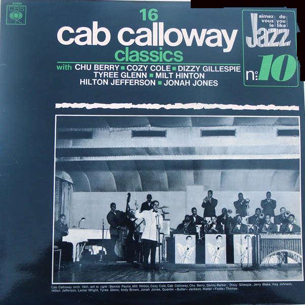 cab calloway 16 classics