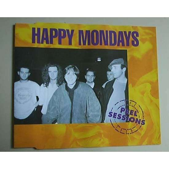 HAPPY MONDAYS PEEL SESSIONS