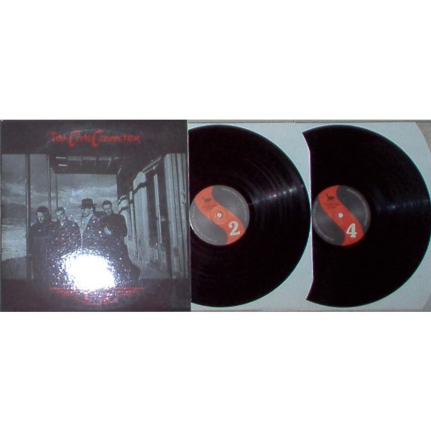 U2 The Cork Connection (Pairc Ui Chaoimh Cirk Ireland 08.08.1987) (Black Cat Records lbl)