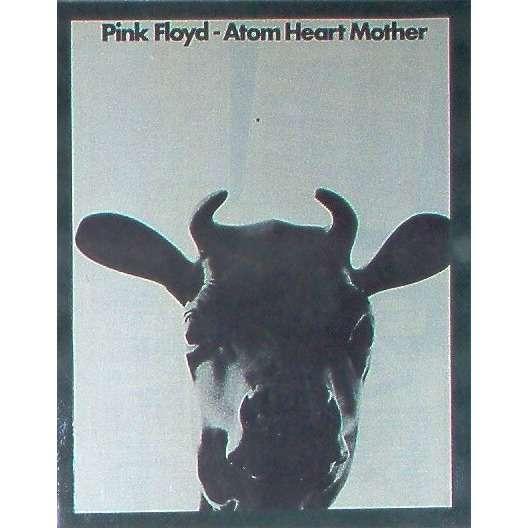 Pink Floyd Atom Heart Mother (UK 1970 original promo type advert 'album release promo poster!)