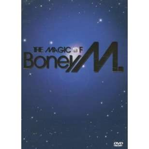 Boney M The magic of