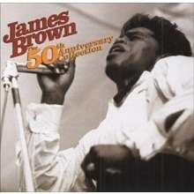 James Brown 50th Anniversary