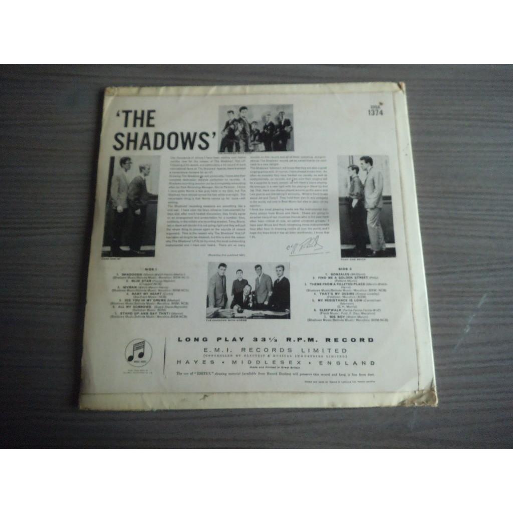 THE SHADOWS The Shadows