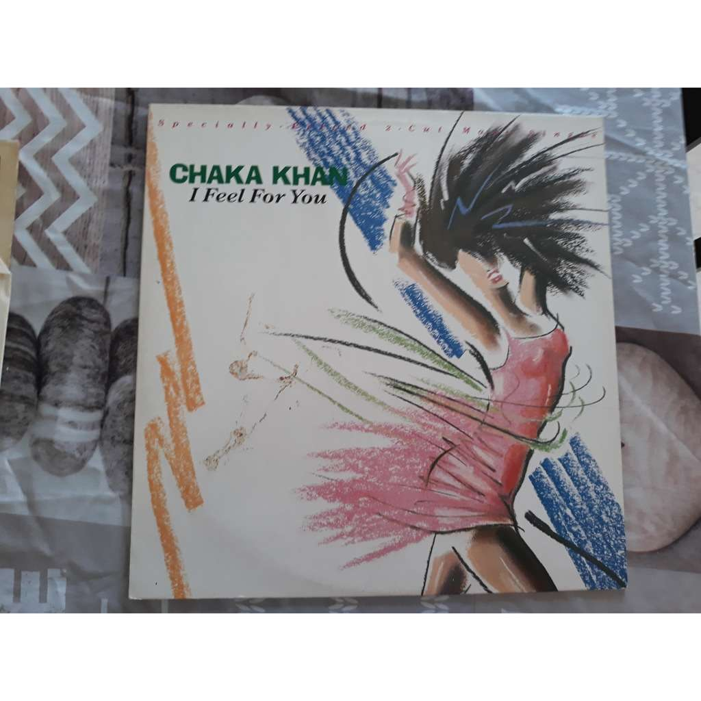 Chaka Khan - I Feel For You (12, Maxi)1984 Chaka Khan - I Feel For You (12, Maxi)1984