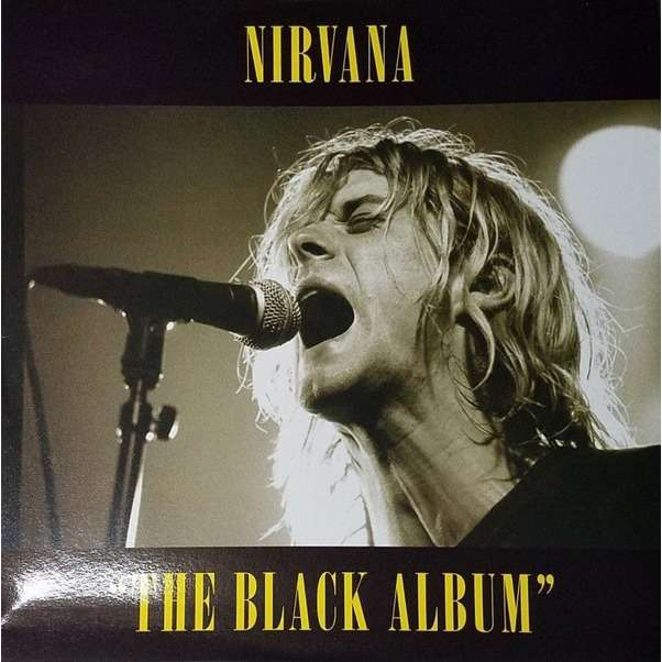Nirvana The Black Album (lp)