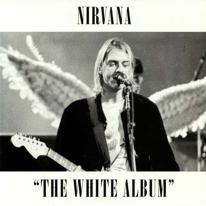 Nirvana The White Album (lp)
