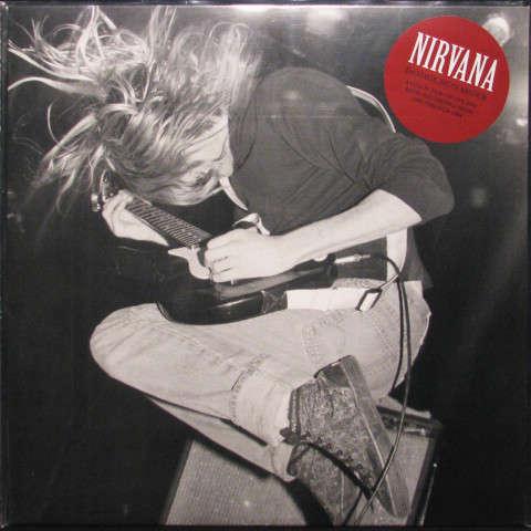 Nirvana  Damage, Mon Amour (lp)