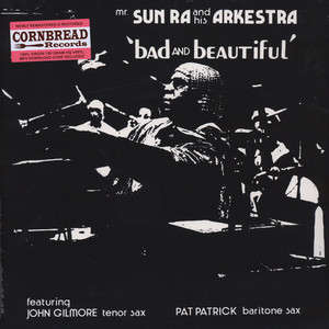 Sun Ra And His Arkestra Bad And Beautiful (lp)
