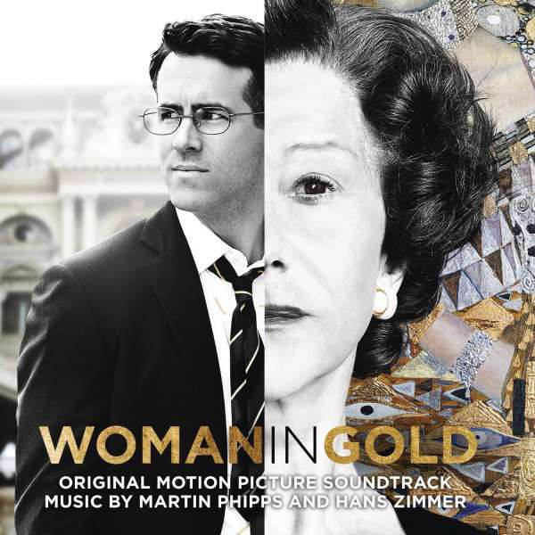 Martin Phipps And Hans Zimmer Woman In Gold (Original Motion Picture Soundtrack) (lp)