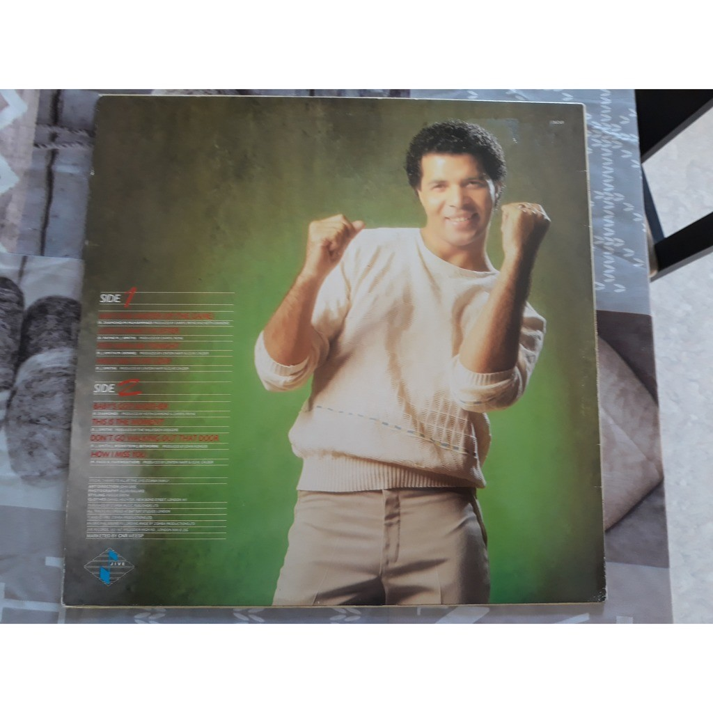Richard Jon Smith - Richard Jon Smith (LP, Album) Richard Jon Smith - Richard Jon Smith (LP, Album)1983