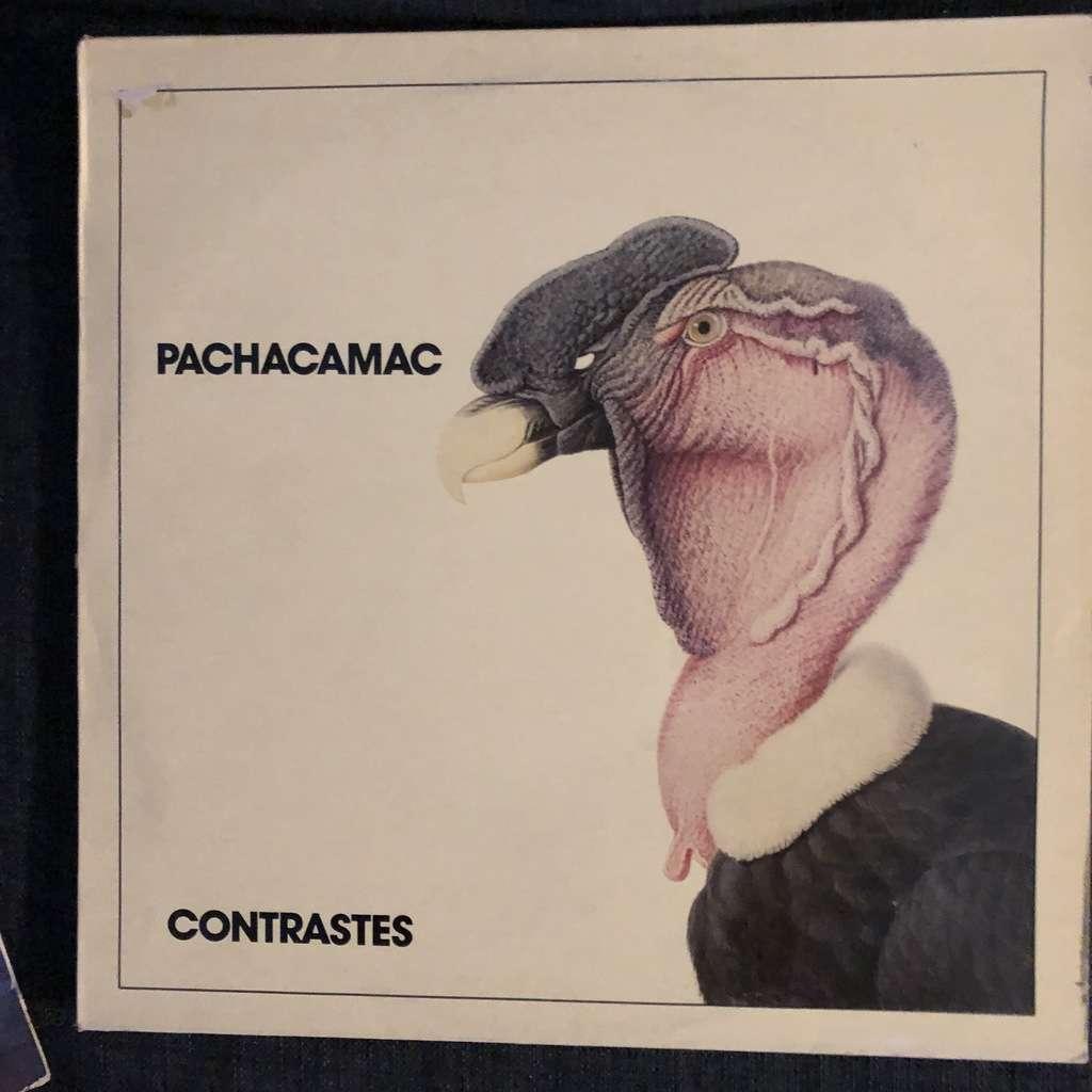 Pachacamac Contrastes