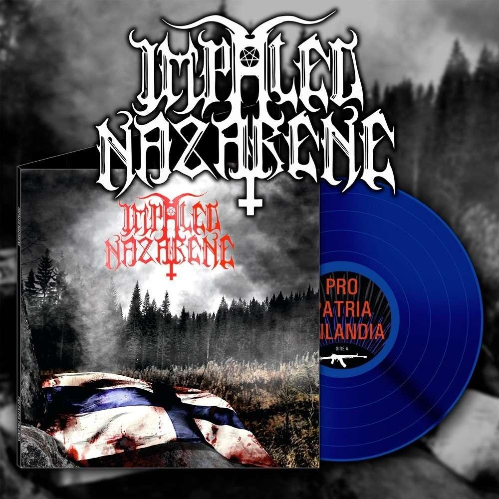 IMPALED NAZARENE Pro Patria Finlandia. Blue Vinyl