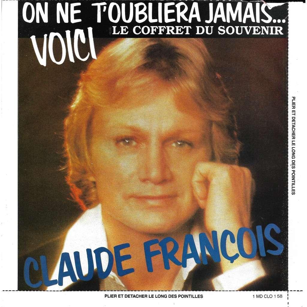 François Claude 124 succès - 124 souvenirs