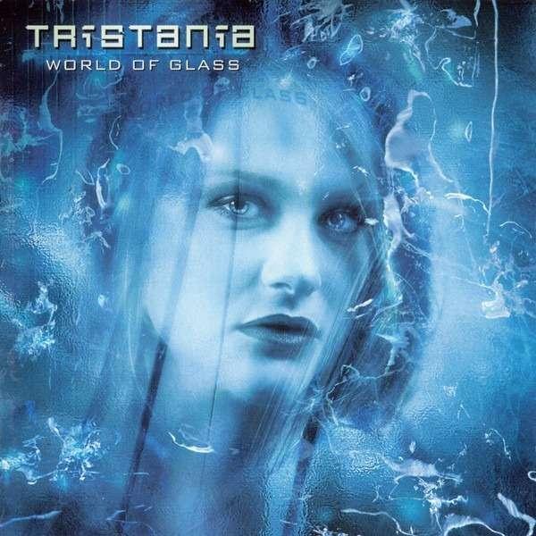 TRISTANIA World of Glass. Blue Vinyl