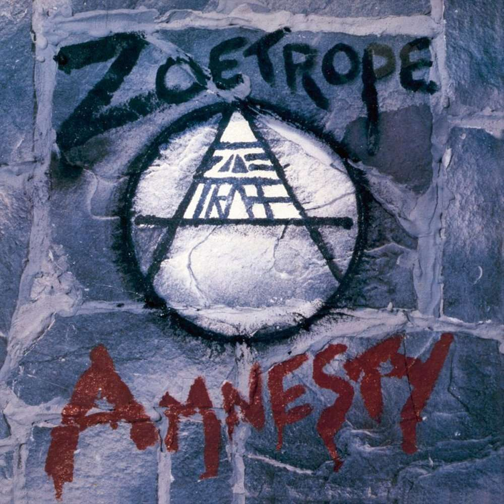 ZOETROPE Amnesty. Blue Vinyl
