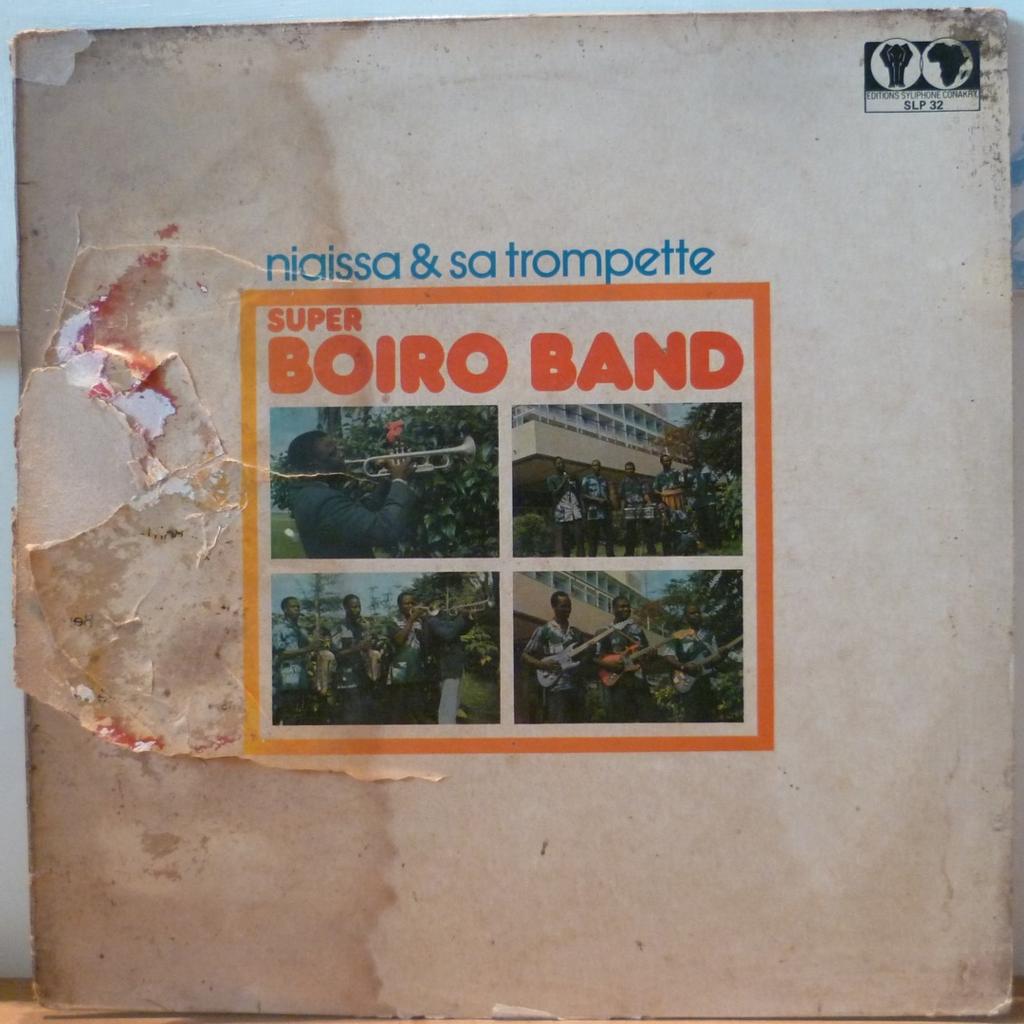 Super Boiro Band Niaissa et sa trompette