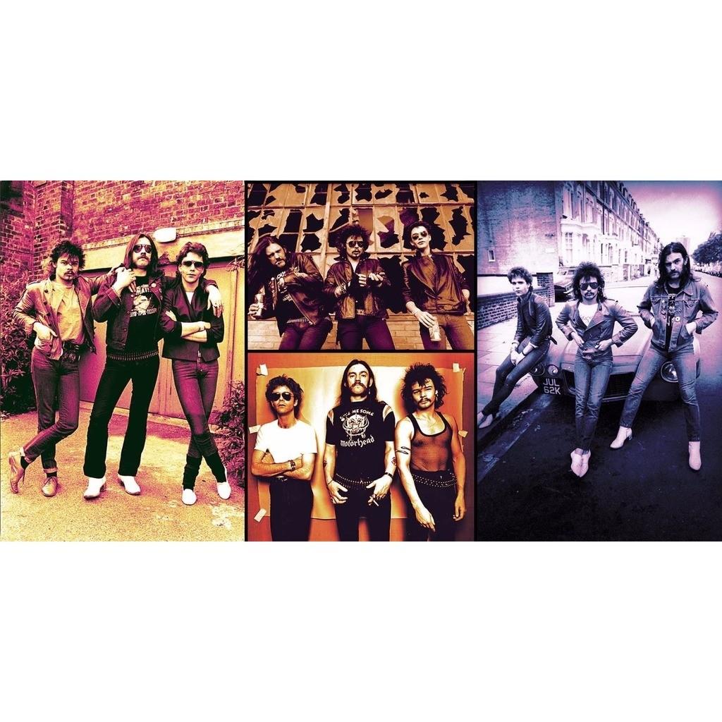 Motörhead Live In Manchester 1983 (lp) Ltd Edit Gatefold Sleeve -E.U