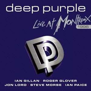 Deep Purple Live At Montreux 1996 (cd) Ltd Edit With Bonus -E.U