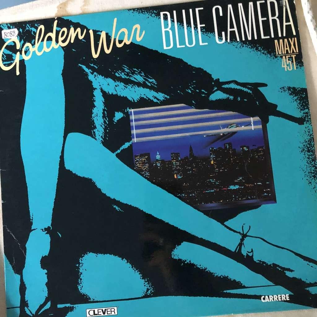 blue camera golden war