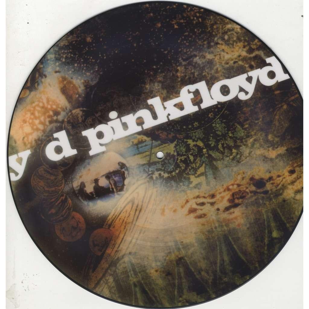 Pink Floyd a saucerful of secrets (uk ltd lp picture disc)