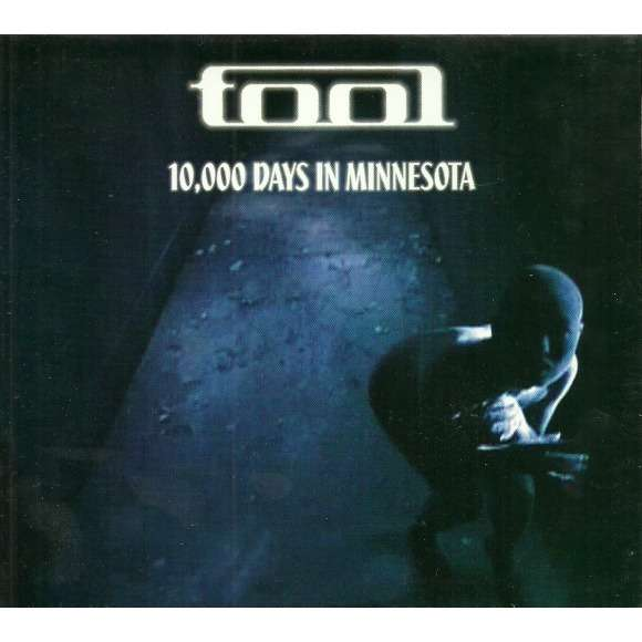 10,000 days in minnesota cd by Tool, 50 gr with trooper86