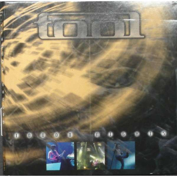 TOOL 10,000 NIGHTS CD