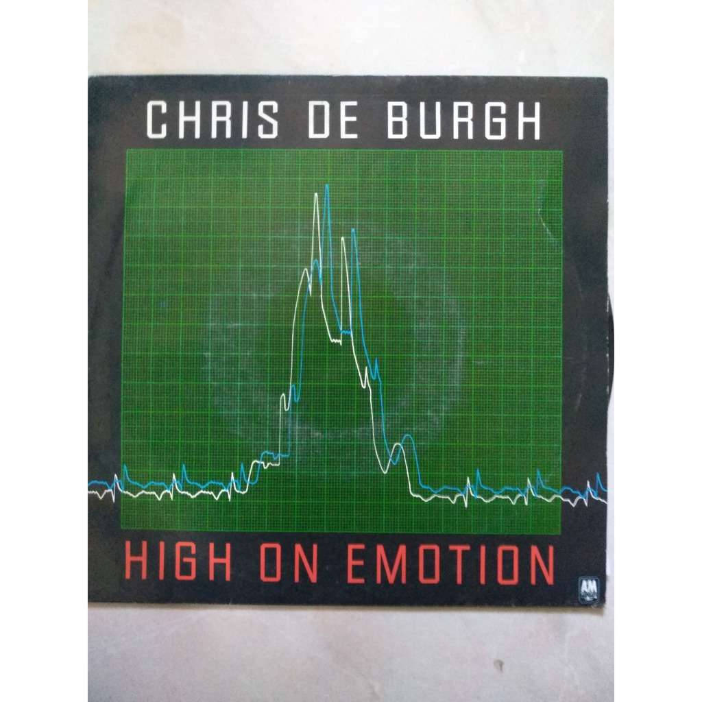 chris de burgh High on émotion