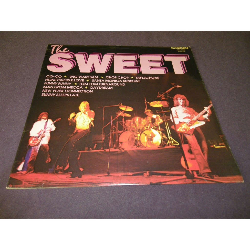 The Sweet The Sweet