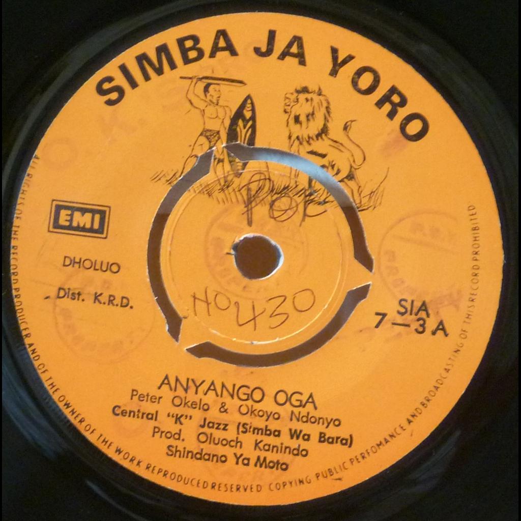 CENTRAL K JAZZ Anyango oga / Joshwa kiboye