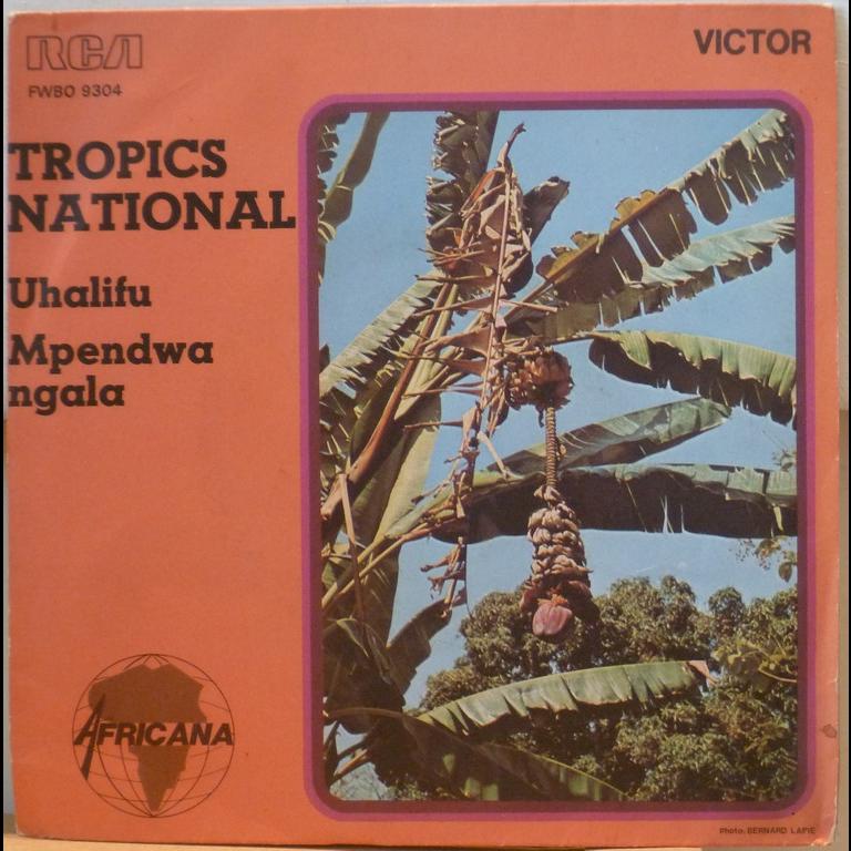 TROPICS NATIONAL Uhalifu / Mpendwa ngala