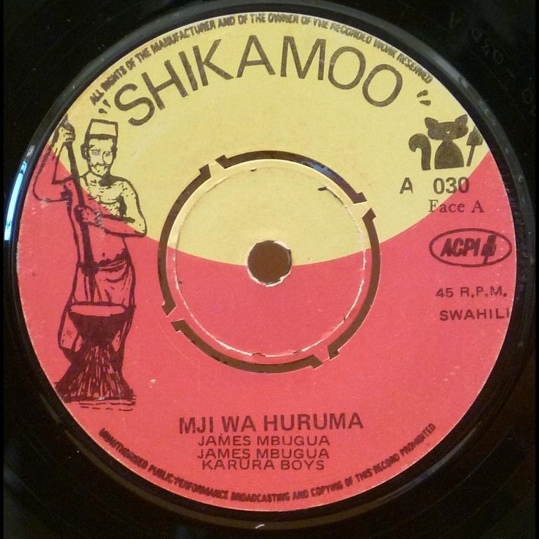 KARURA BOYS Mji wa huruma / Bibi harusi