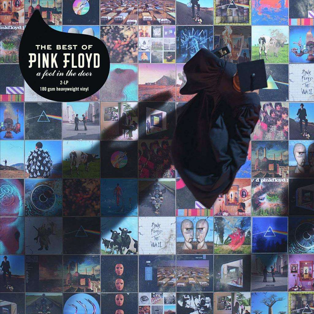 pink floyd A foot in the door – The best of Pink Floyd