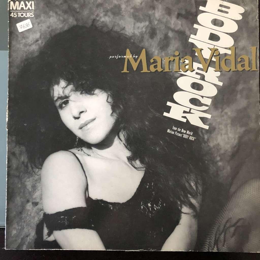 Maria Vidal Body Rock