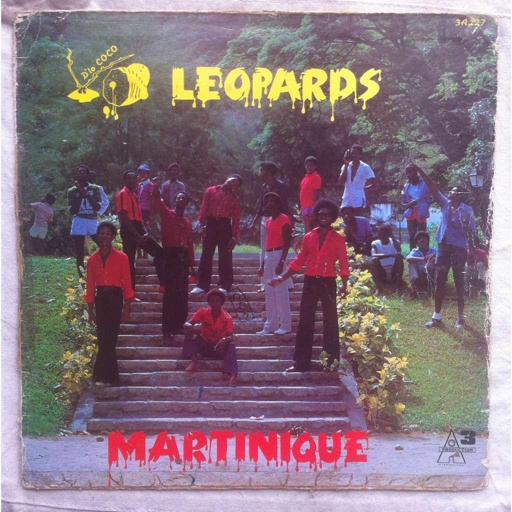 les leopards martinique