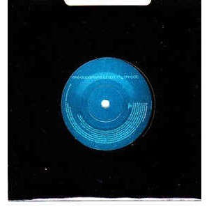 DEPARTURE Lump In My Throat / UNDER THE STAIRS (PROMO COPY)