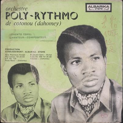 Poly-Rythmo de Cotonou houi djein na da / soke mi