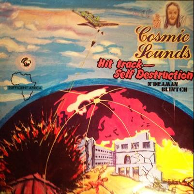 N'Draman Blintch Cosmic Sounds