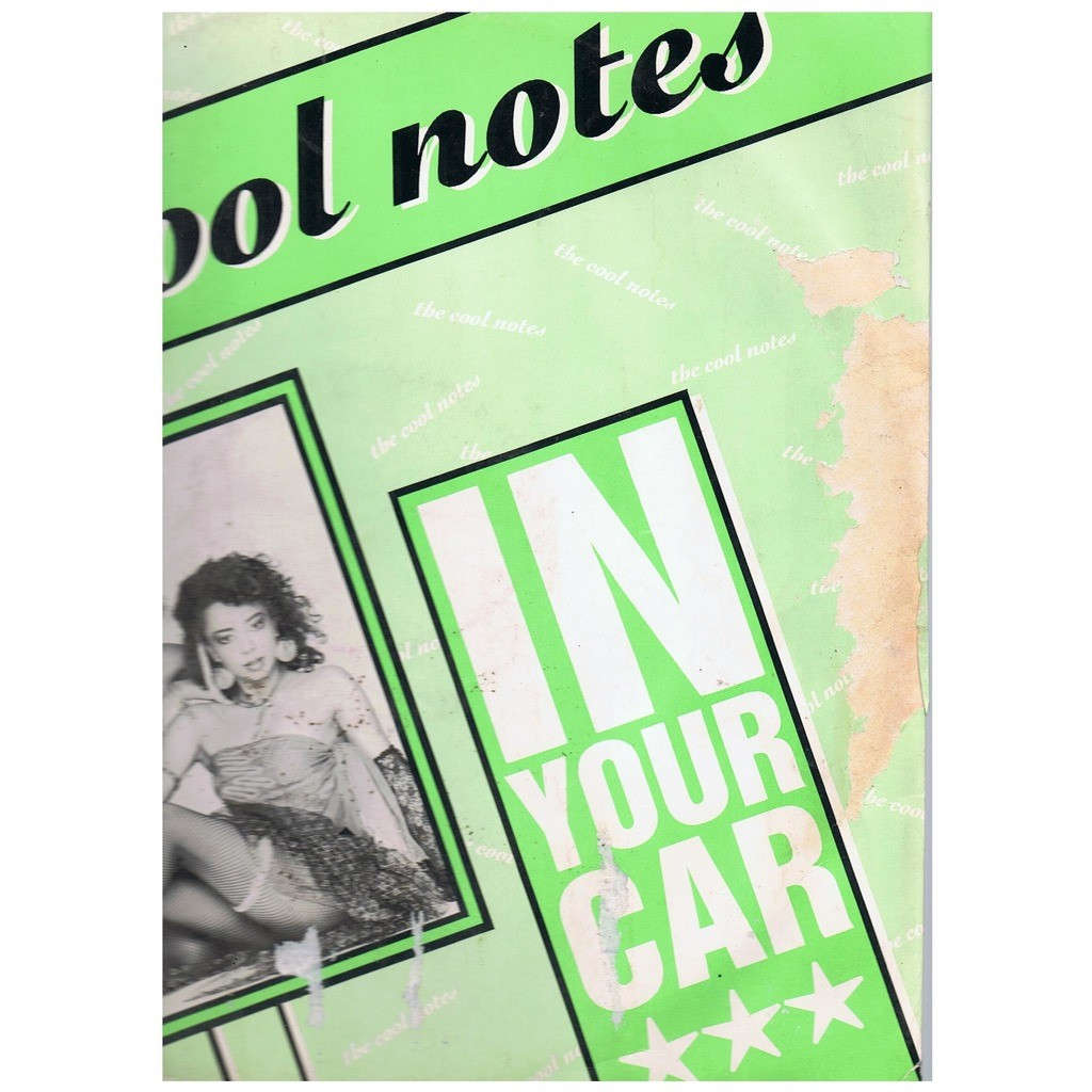 COOL NOTES IN YOUR CAR / YOU'RE NEVER TOO YOUNG / SECRETS OF THE NIGHT
