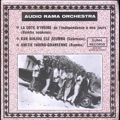 Audio Rama Orchestra La Cote D'Ivoire