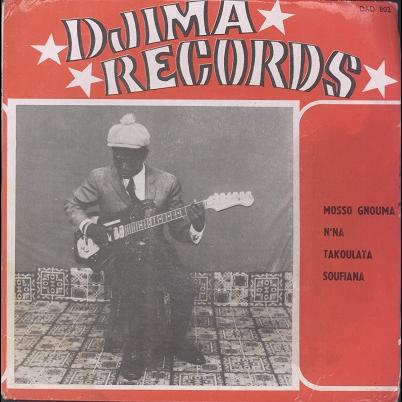 Kanté Manfila Mosso Gnouma EP