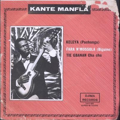 Kanté Manfila Keleya EP