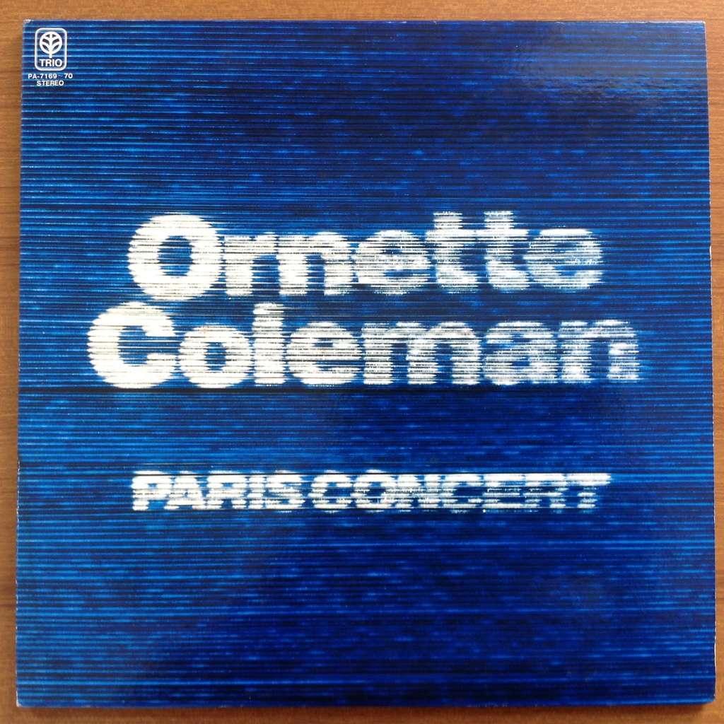 Ornette Coleman Dewey Redman Charlie Haden ... Paris Concert