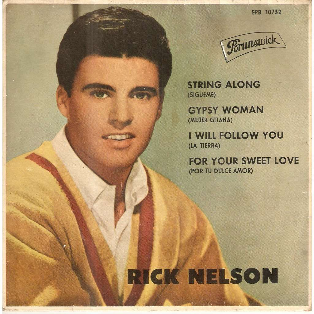 NELSON Rick STRING ALONG
