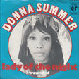 DONNA SUMMER - Lady Of The Night / Wounded - 7inch (SP)