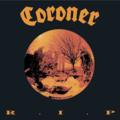 CORONER - R.I.P. (lp) - 33T