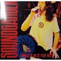 SOUNDGARDEN - What's In It For Me (lp) Ltd Edit Colored Vinyl -USA - LP