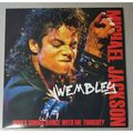 MICHAEL JACKSON - Wembley - Who's Gonna Dance With Me Tonight (lp) - LP