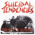 SUICIDAL TENDENCIES - The Art Of Suicide - Live At Agora Ballroom, Cleveland, OH. August 31, 1990 (lp) - LP