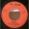 MICHEL CORNAIRE & ORCH. PERLES NOIRES - Amanicer / Revolution baba - 7inch (SP)
